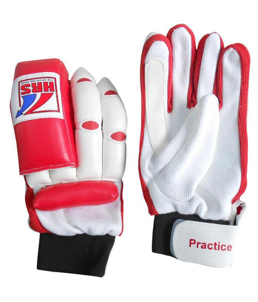 daf8b439826 Practice Batting Gloves (Men)  Buy Online at Best Price on Snapdeal