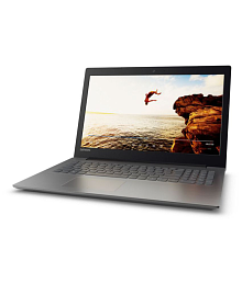 Lenovo Ideapad 320-15ISK 80XH01DLIN Notebook Core i3 (6th Generation) 4 GB 39.62cm(15.6) DOS Not Applicable ONYX BLACK