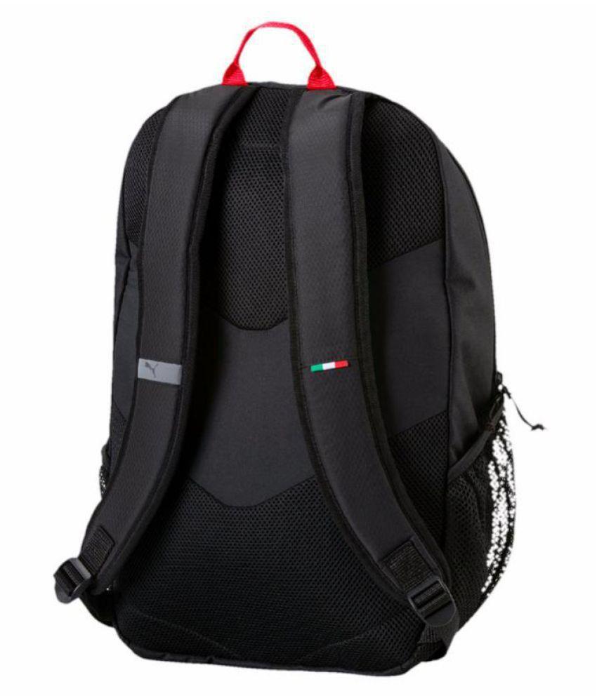 3a1a8f615d Puma Black SF Fanwear Backpack