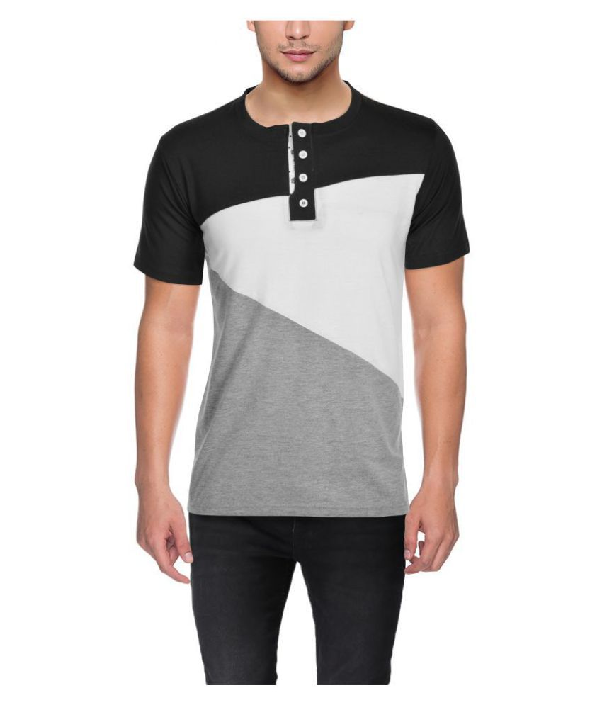 FIT-7 Multi Henley T-Shirt