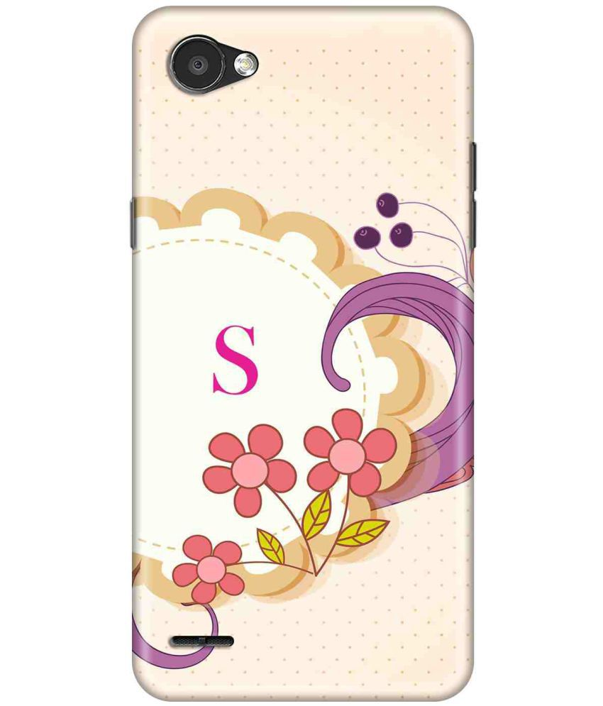 LG Q6 Printed Cover By SWAGMYCASE