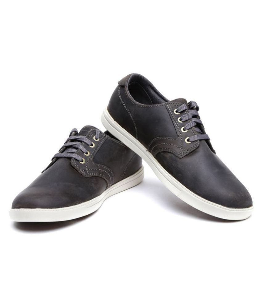 Timberland Sneakers Black Casual Shoes