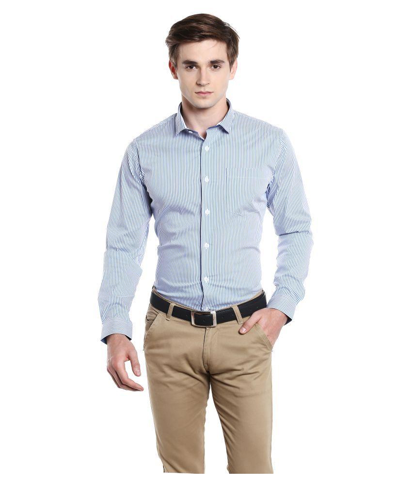 Solemio Beige Regular -Fit Flat Trousers