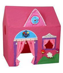 maruti Jumbo Size Queen Palace Tent House for Kids