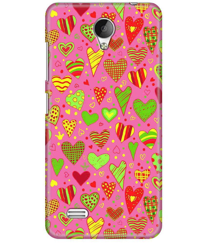 new style ded1f 784f8 Vivo Y21L Printed Cover By LOL