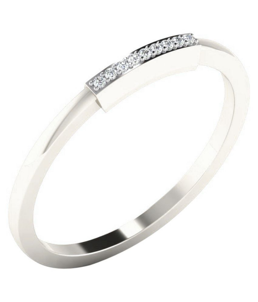 Amigo 92.5 Silver Ring