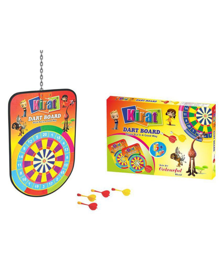 Kirat Magnetic Dart Game For Kids Buy Kirat Magnetic Dart Game For