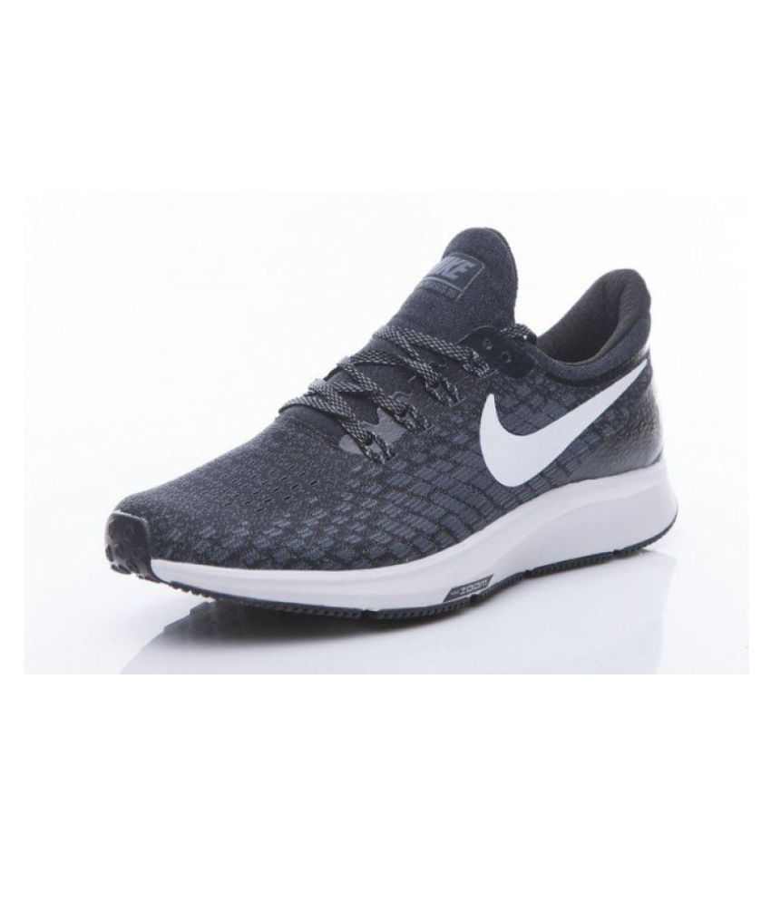 Nike AIR ZOOM PEGASUS 35 Blue Running Shoes ...