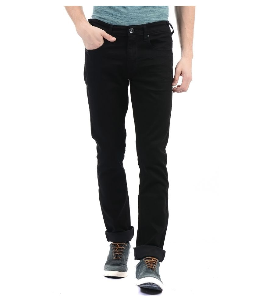 Pepe Jeans Black Skinny Jeans