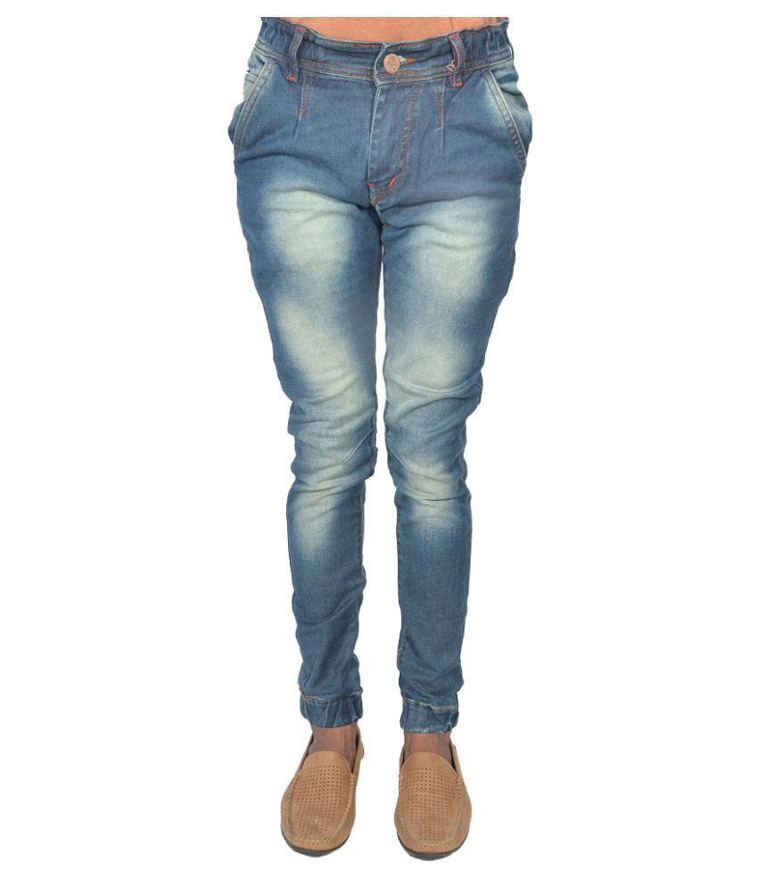 Leo Blue Slim Jeans