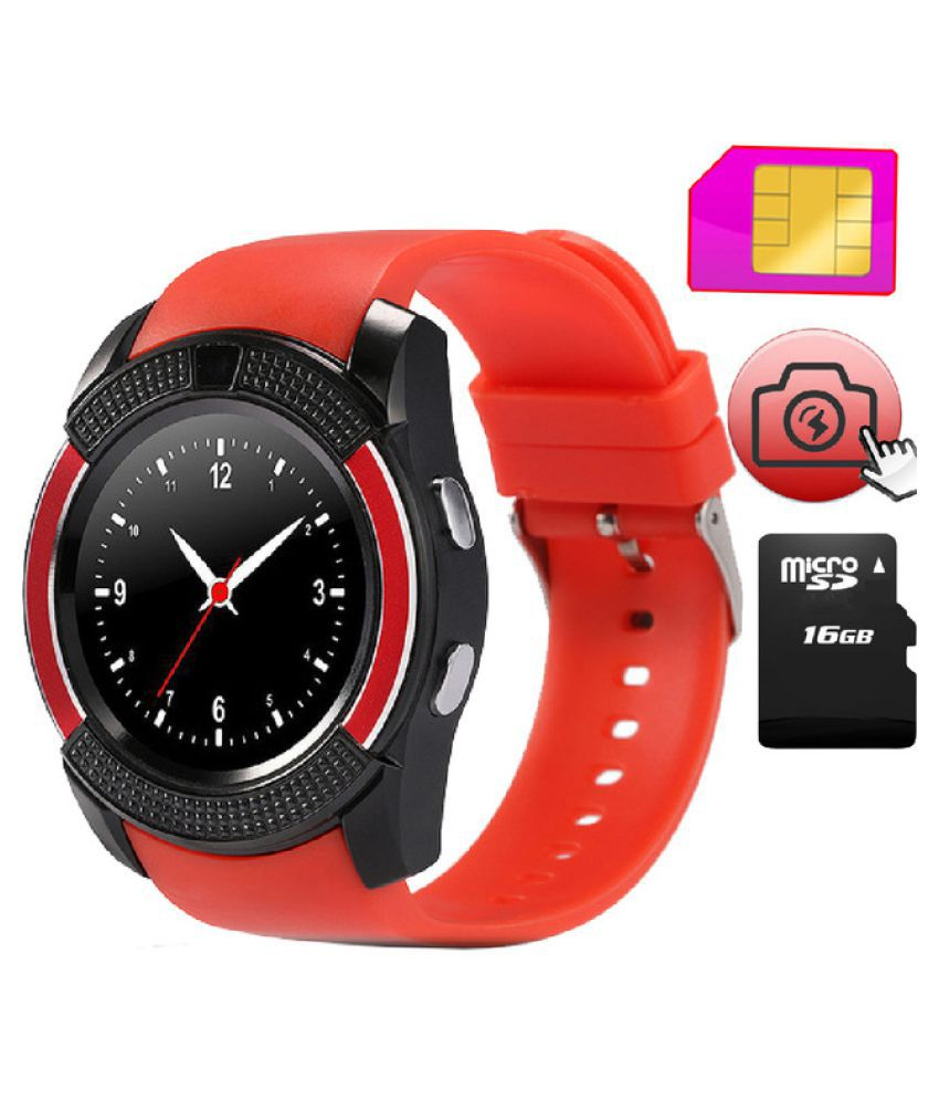 Mobilefit V9 Smartwatch suitable  for Desire 526G+  Smart Watches
