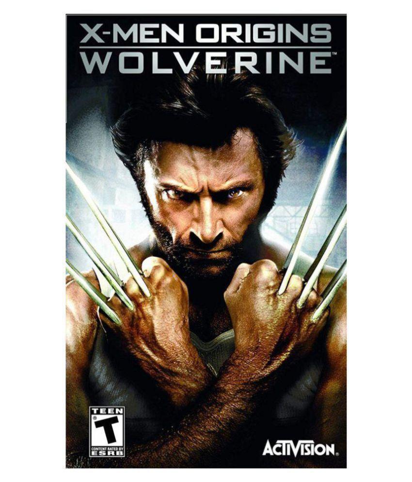 X-Men Origins: Wolverine (Offline Mode Only) ( PC Game )