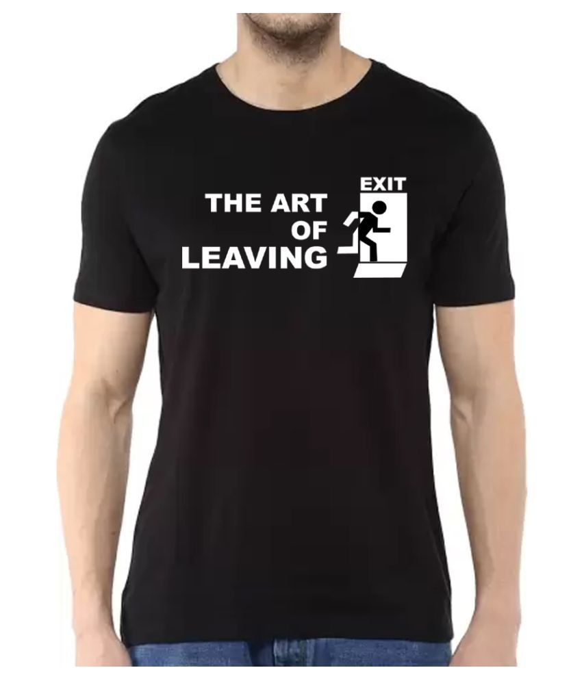 BBK Black Round T-Shirt