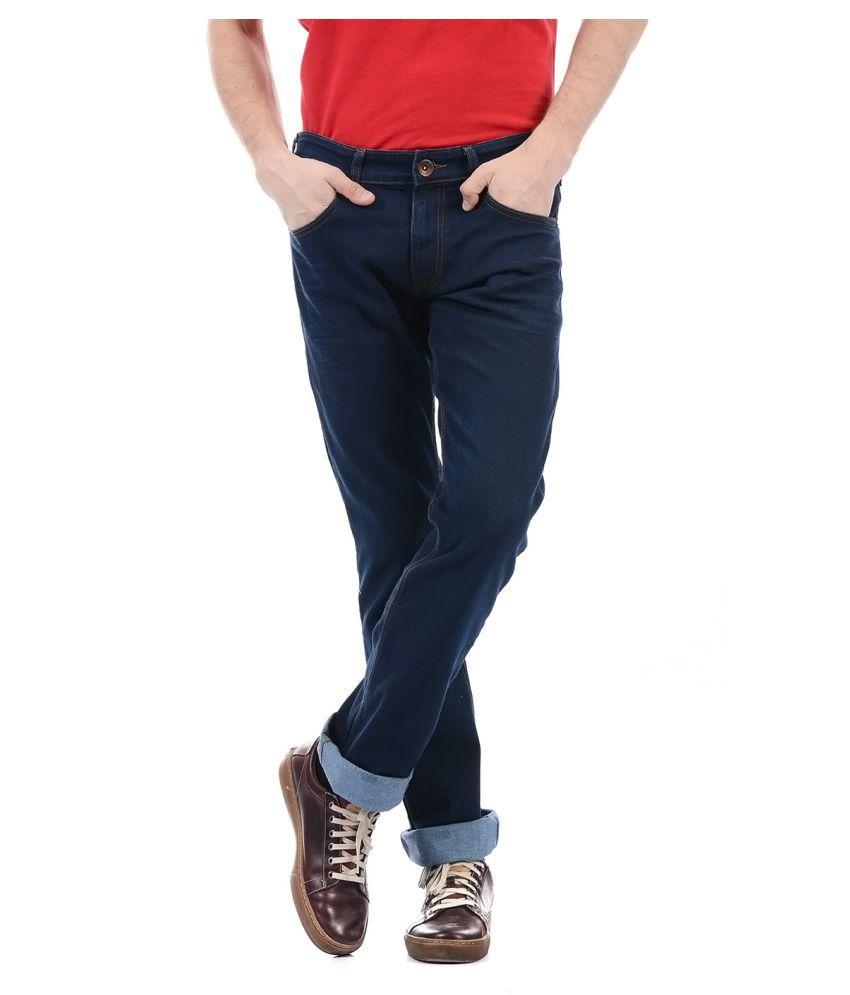 Pepe Jeans Dark Blue Regular Fit Jeans