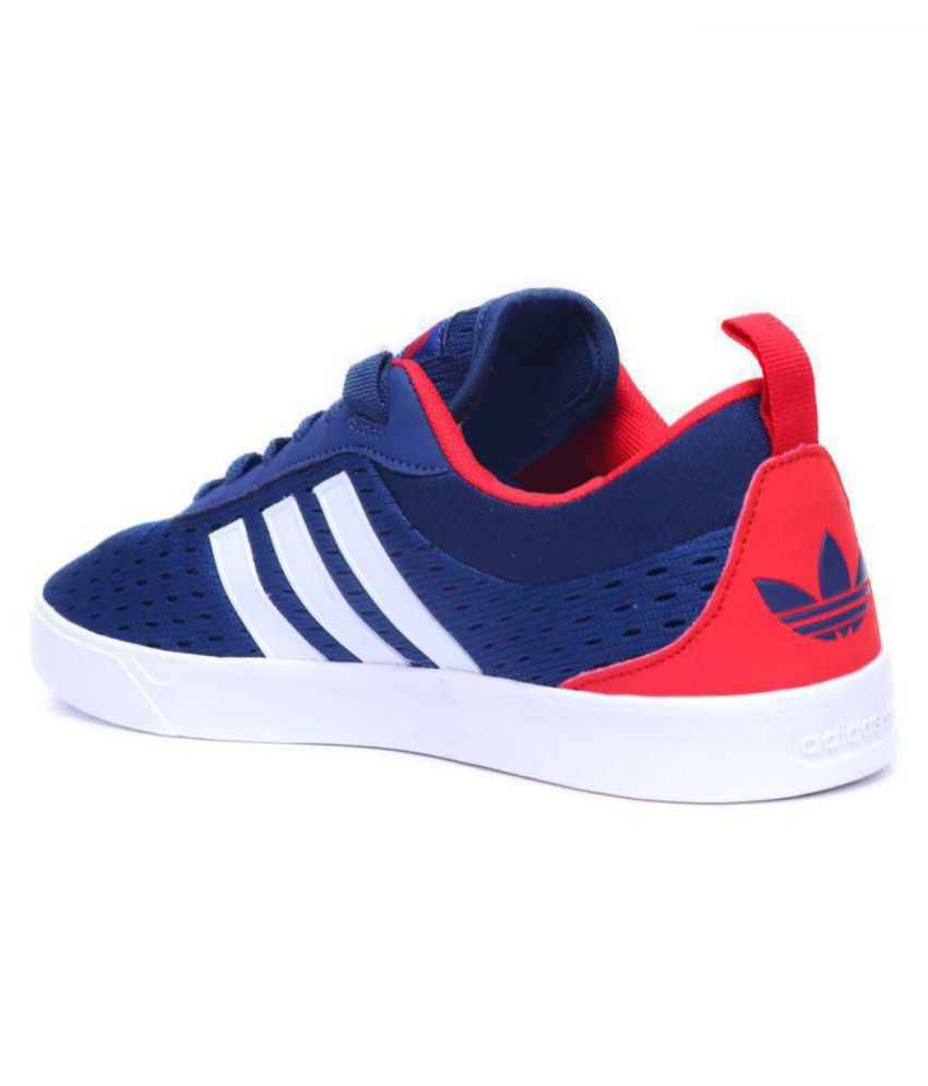 Neo Adidas: Adidas Neo 5 Performance Navy Blue Casual Shoes