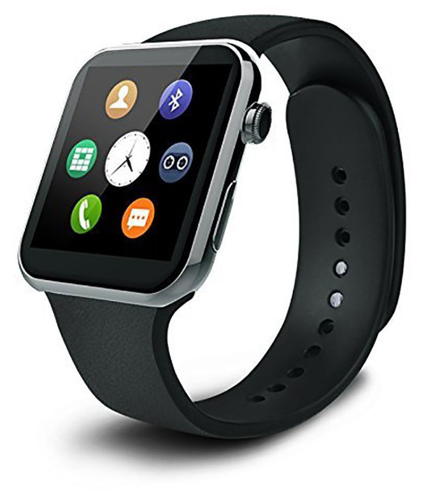Mobilefit A9 Smartwatch suitable  for Vibe Z2 Smart Watches
