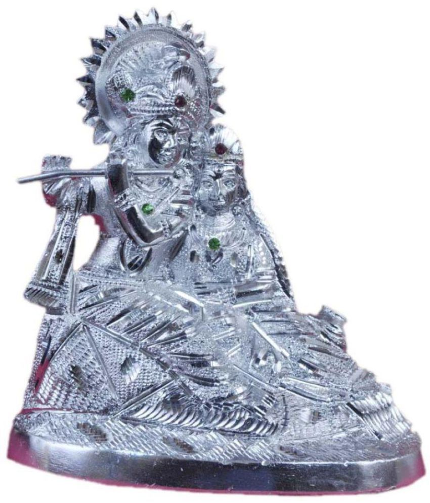 JY Radha Krishan Aluminium Idol