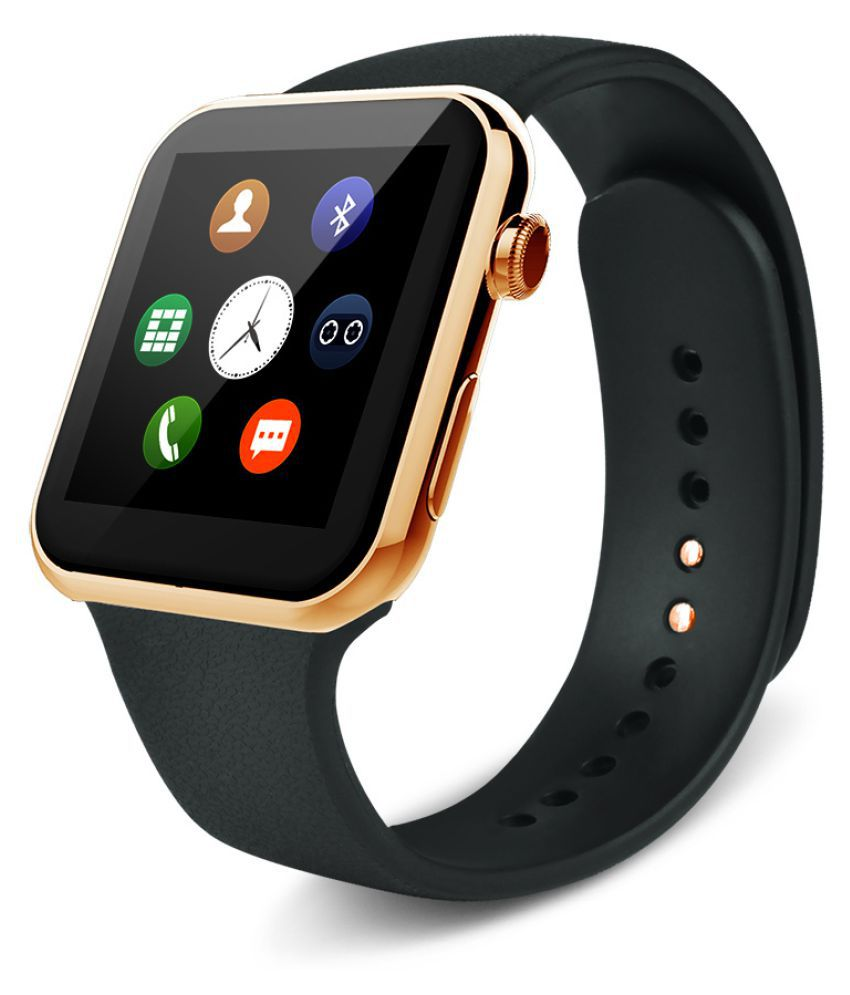 Mobile Link A9 Smartwatch suitable  for Vibe X2 Smart Watches