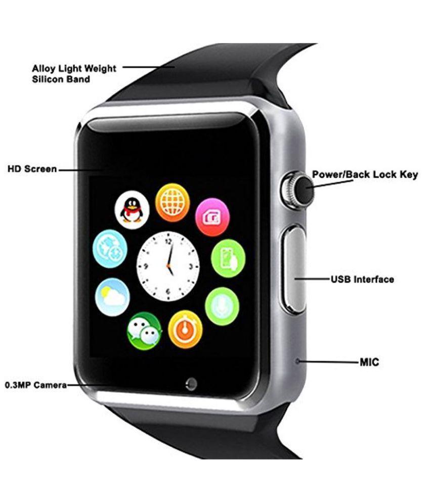 Oasis Intex Aqua 3G Strong Compatible Smart Watches