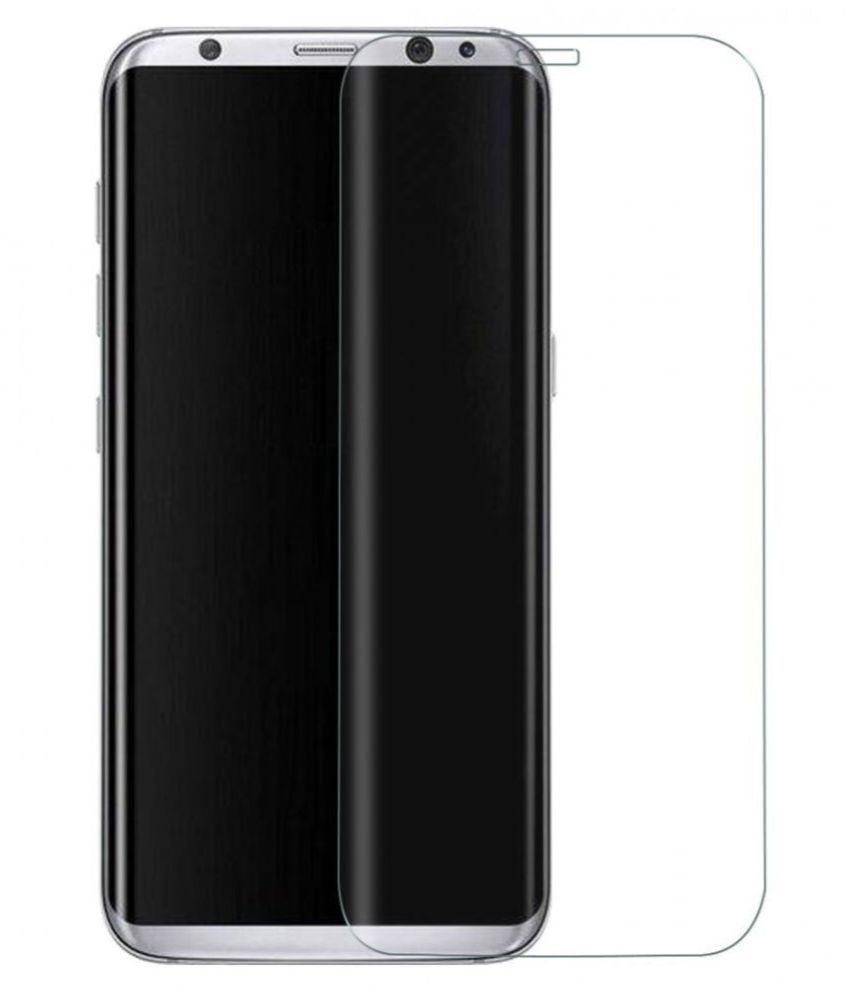 Samsung Galaxy S8 Tempered Glass Screen Guard By Zeddi