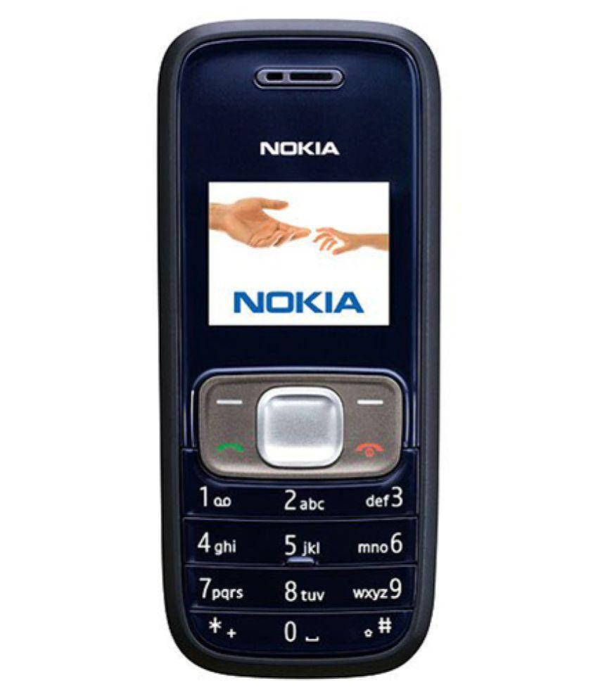 Nokia 1209 Black ...