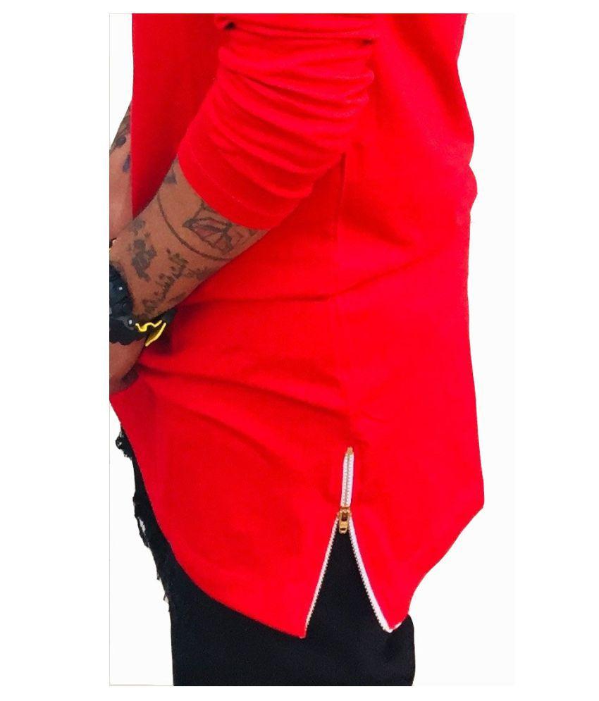 wink robo Red Round T-Shirt