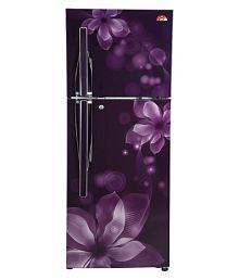 LG 260 Ltr 3 Star GL-T292RPOU Double Door Refrigerator - Purple