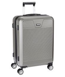 Pronto Grey L(Above 70cm) Check-in Hard VECTRA + Luggage