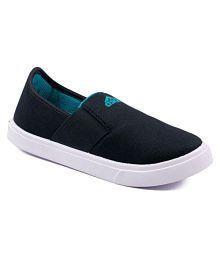 Asian Thomas-01 Black Casual Shoes