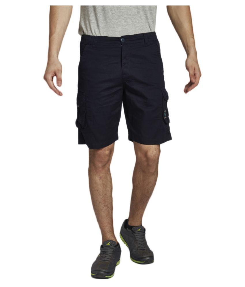 Beevee Navy Shorts