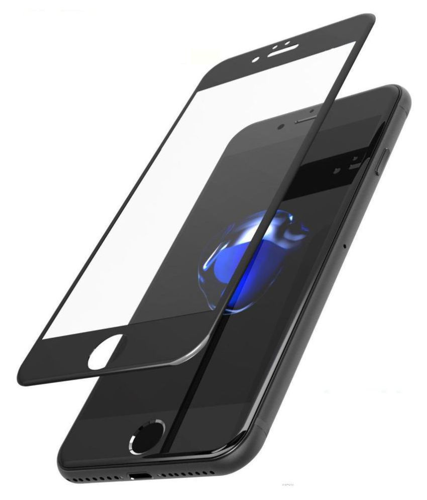 Apple iPhone 7 Tempered Glass Screen Guard By Robux 4D