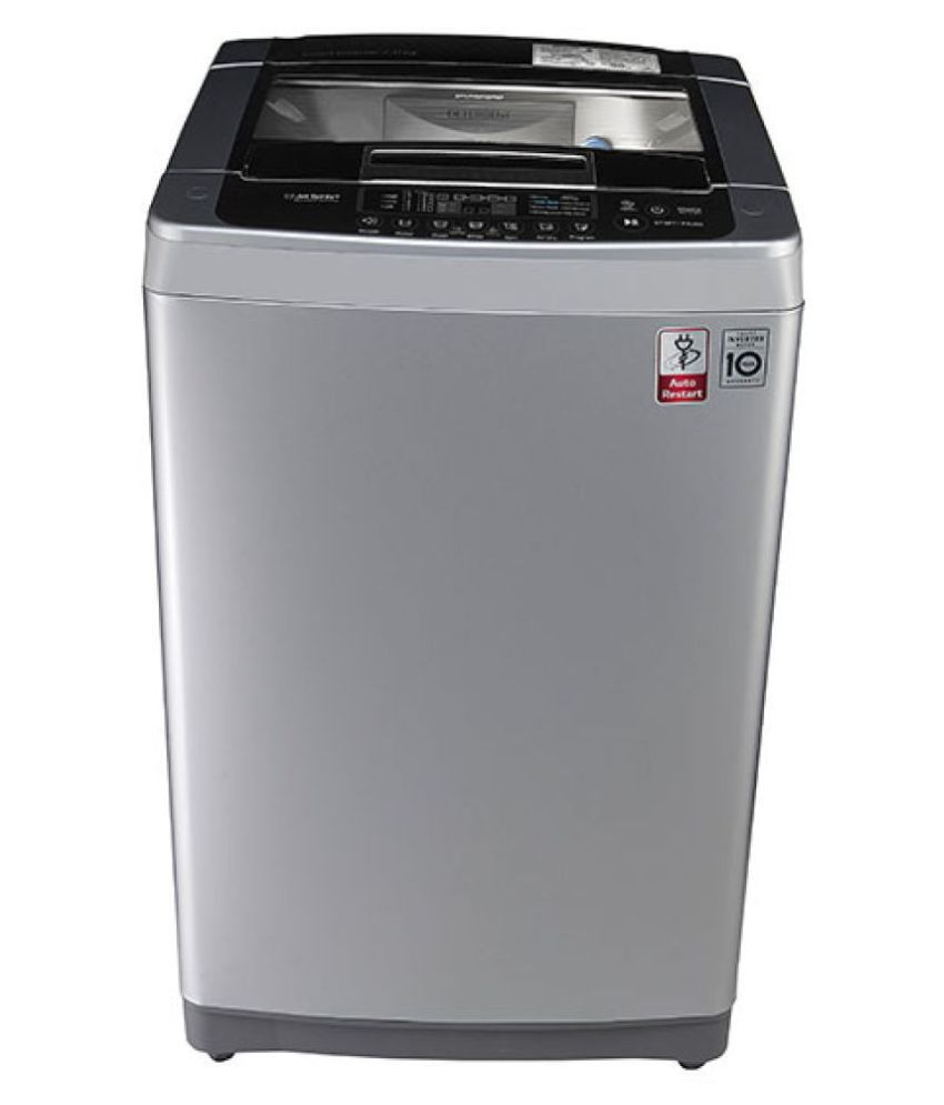 LG 7 Kg T8067NEDLR Fully Automatic Fully Automatic Top Load...