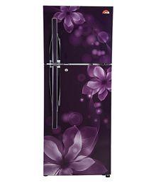 LG 308 Ltr 3 Star GL-T322RPOU Double Door Refrigerator - Purple