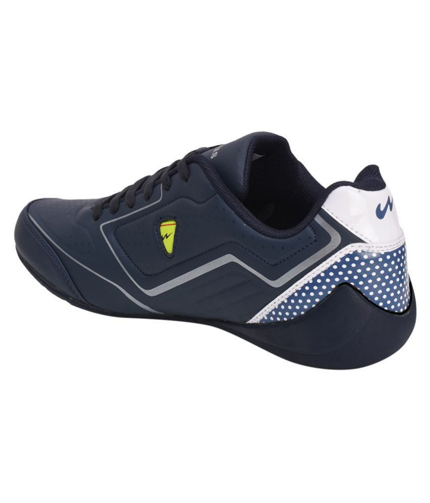 Campus FLASH Lifestyle Navy Casual Shoes - Buy Campus FLASH ... 362420175