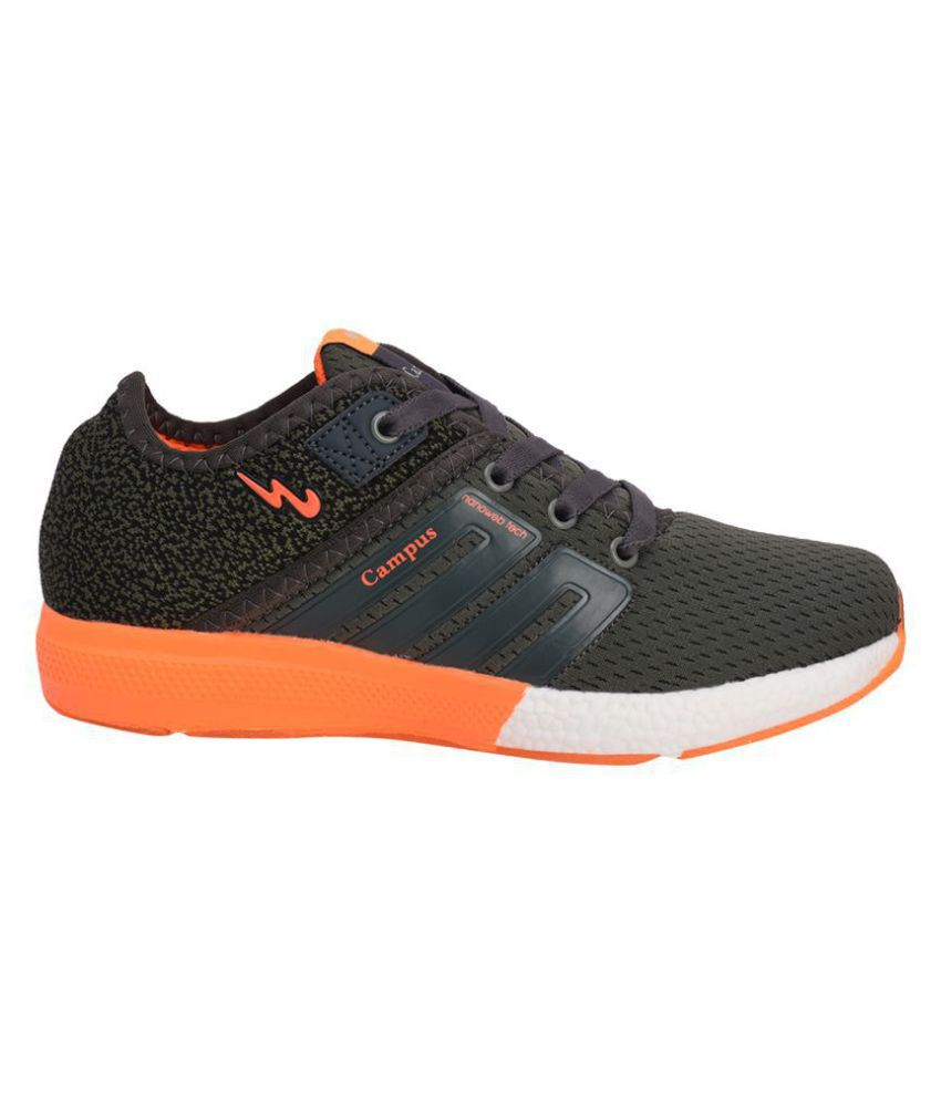 Campus BATTLE 5G-478C Kids Shoes Price