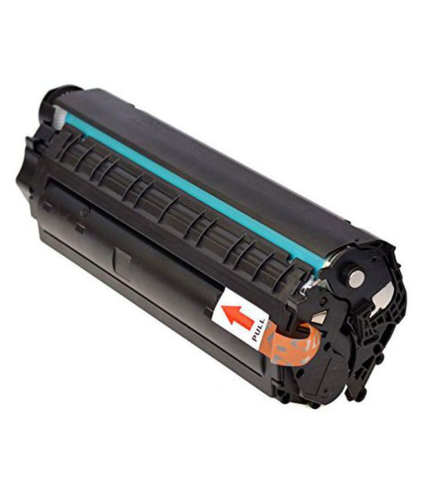 FORMO ton 12A Black Toner Cartridge Single