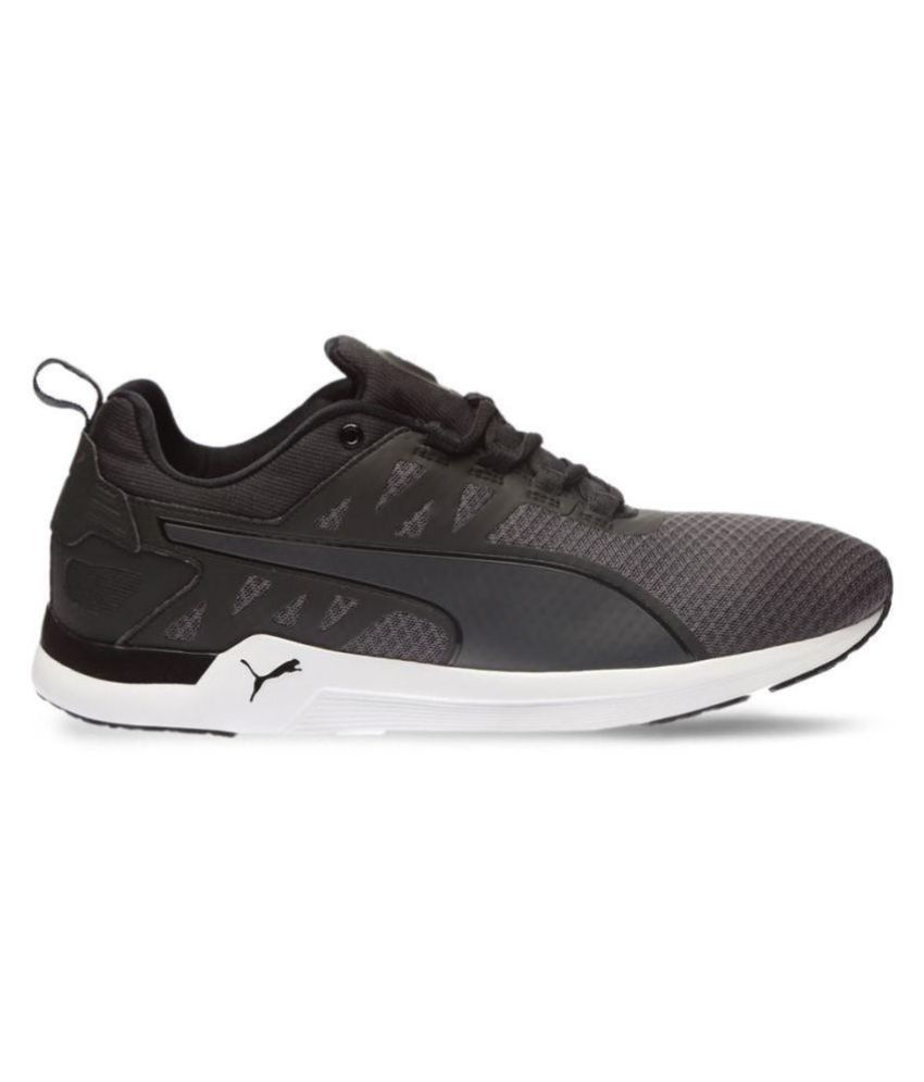 9573008037e Puma Men Pulse XT v2 FT Gray Training Shoes - Buy Puma Men Pulse XT v2 FT  Gray Training Shoes Online at Best Prices in India on Snapdeal