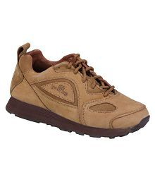 Woodland G 777WS CAMEL Lifestyle Camel Casual Shoes