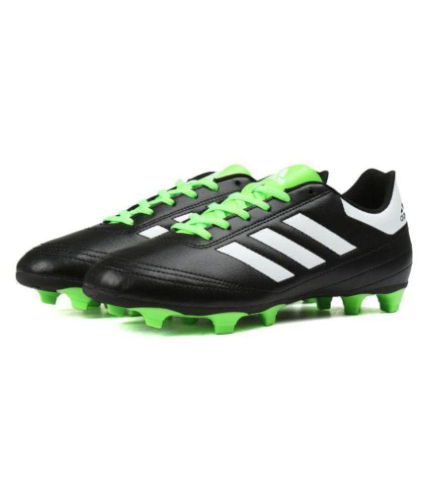 165813a2c Adidas Goletto VI Black Football Shoes - Buy Adidas Goletto VI Black ...