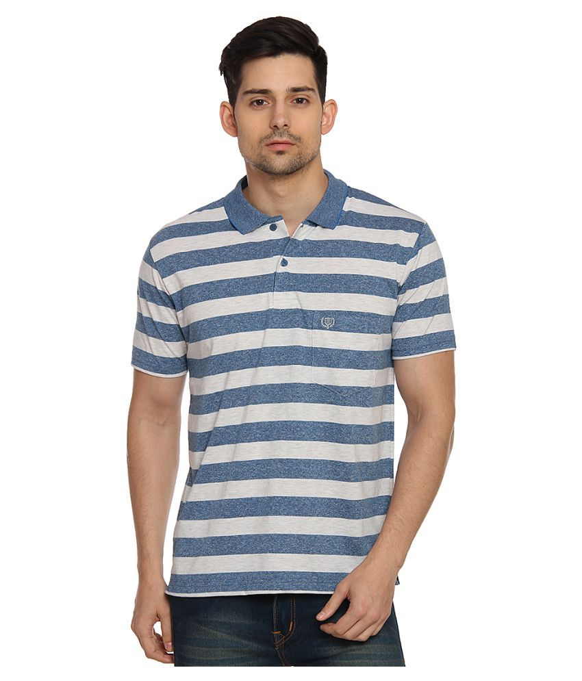 Duke Blue Round T-Shirt Pack of 1
