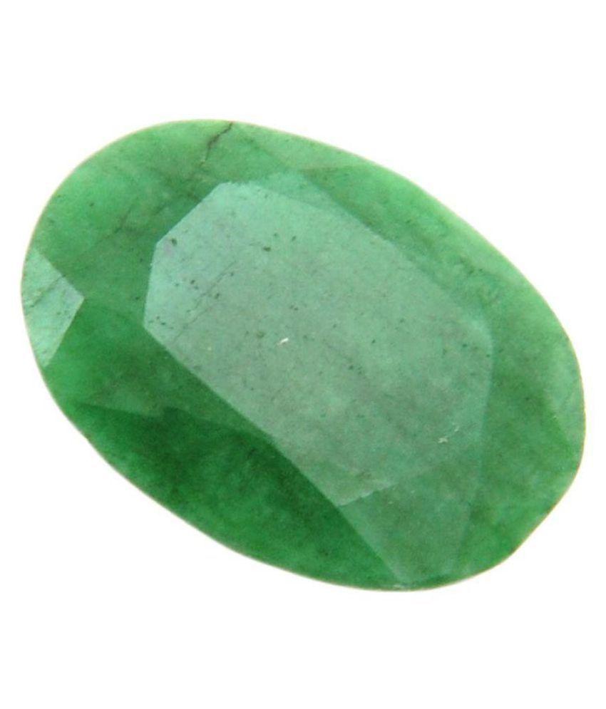 Panna 6.7 -Ratti IGI Green Emerald Precious Gemstone