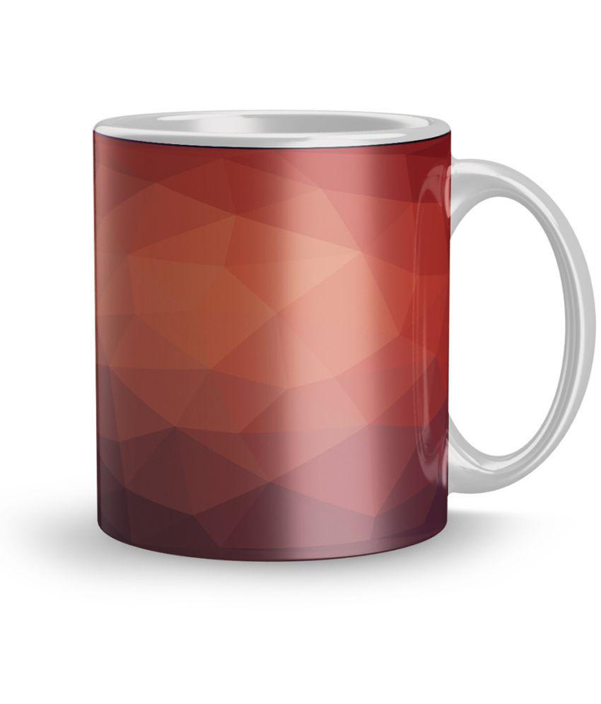 Earnam Ceramic Coffee Mug 1 Pcs 320 ml
