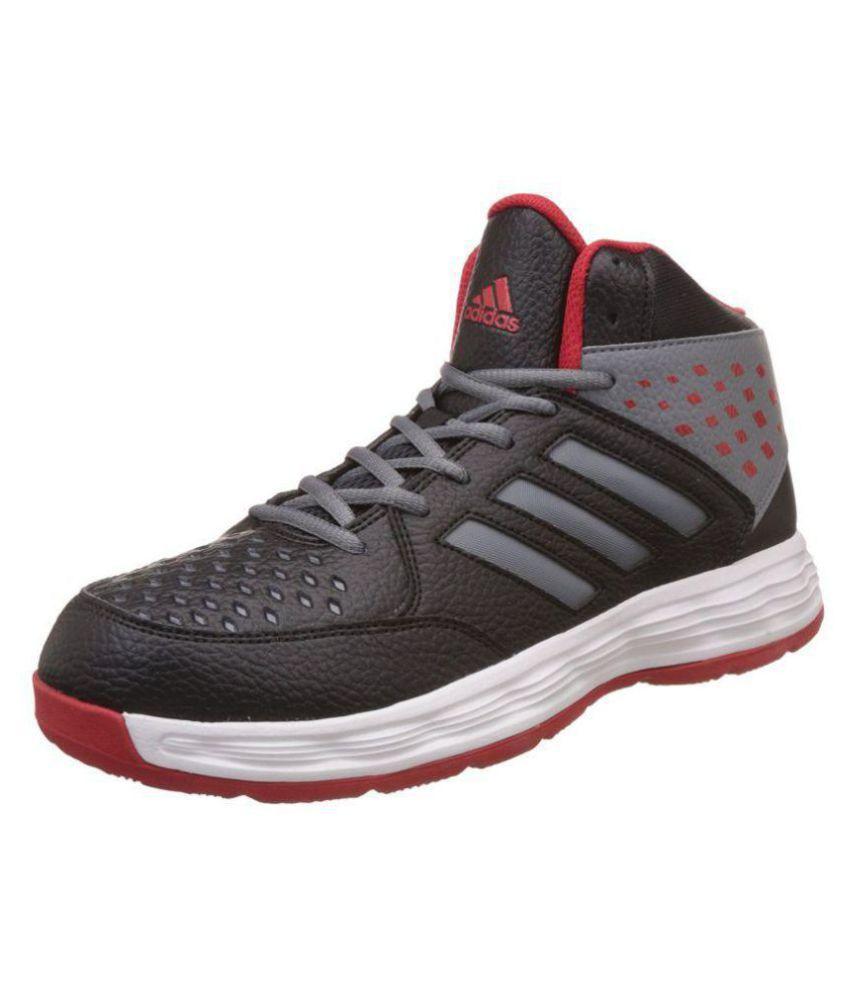 Adidas Basecut Da Visgre Scarle C Nero Scarpe Da Basecut Basket Comprare Adidas 47b80b