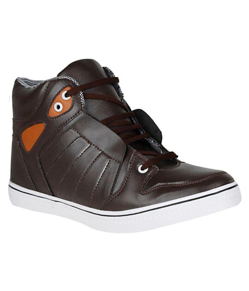Bachini Brown Casual Boot