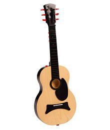 Latest musical kids Brown Guitar