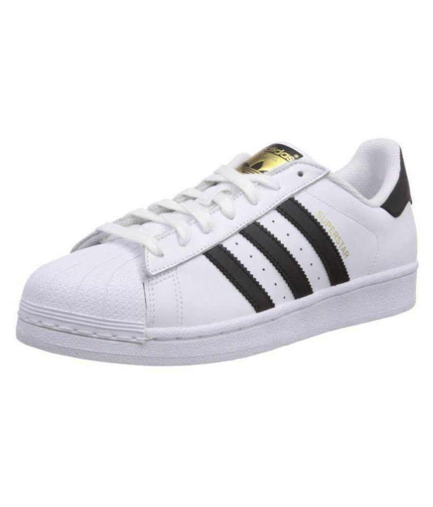Adidas Superstar Running Replica White Shoes OZiuPXTk
