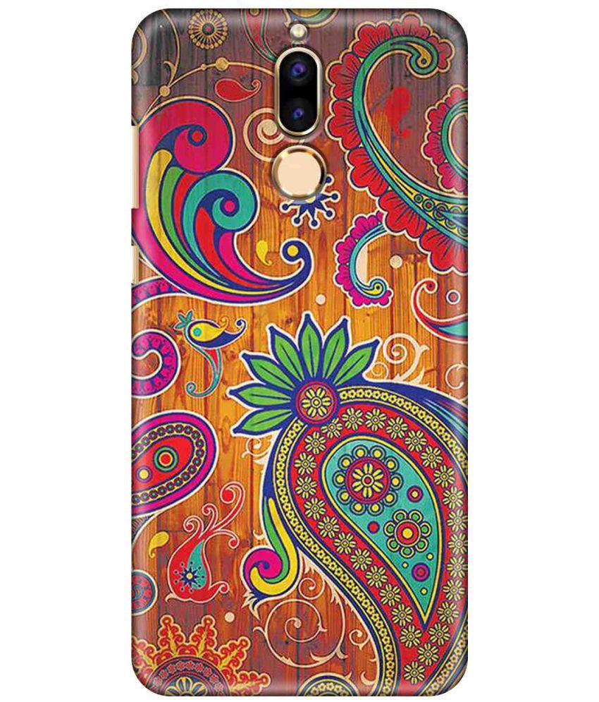 Huawei Honor 9i Printed Cover By ZAPCASE