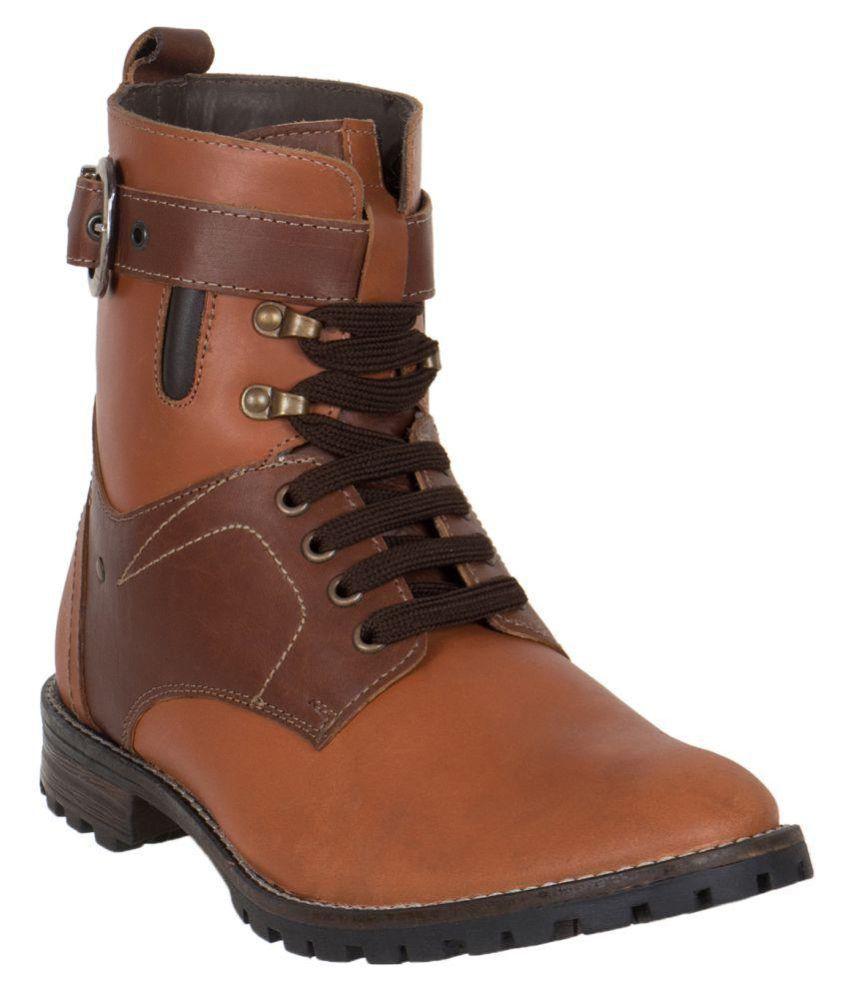 Numero Uno Tan Casual Boot