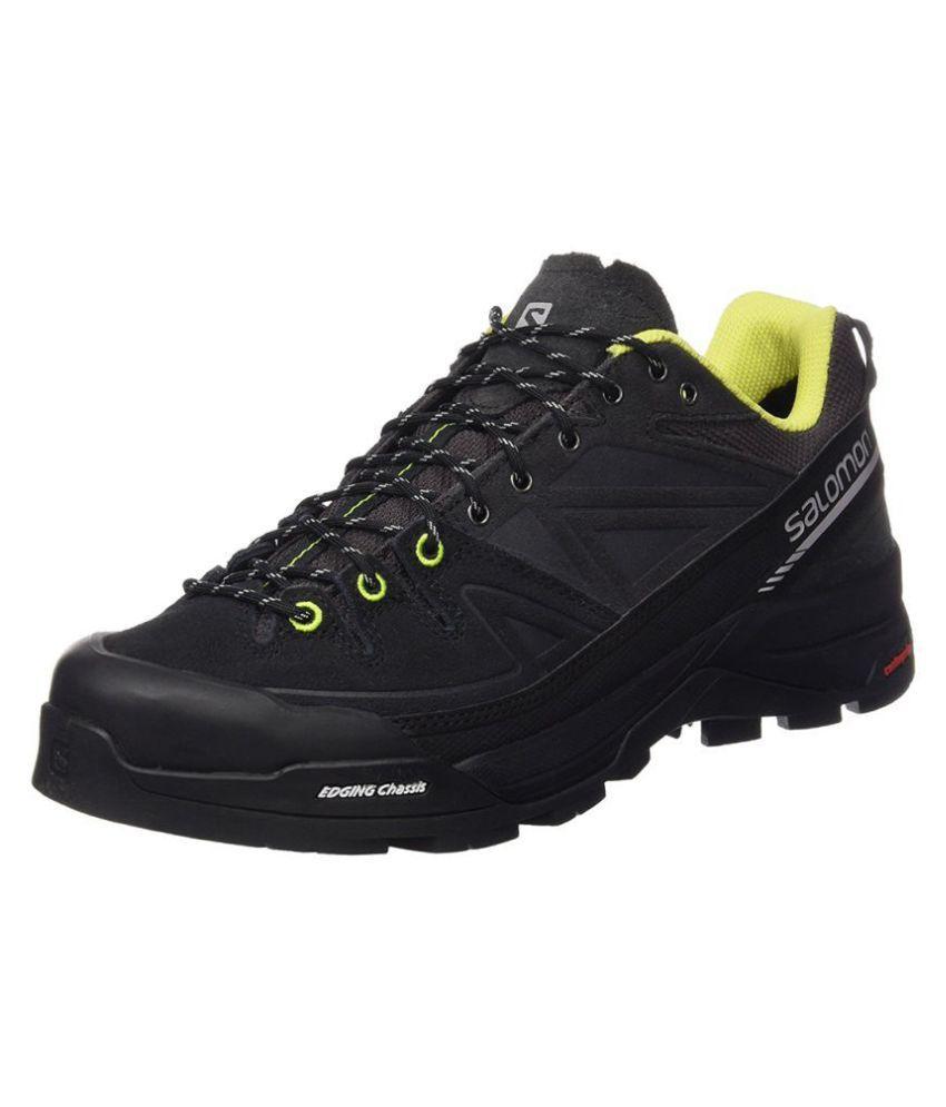 on sale 7efbe a01dc Salomon X ALP LTR ASPHALT Black Hiking Shoes