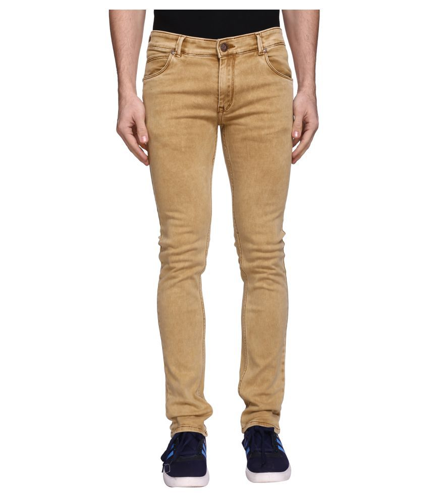 Flags Khaki Slim Jeans